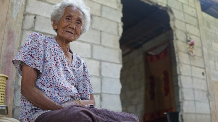 Elderly Thailand