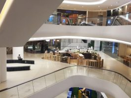 Empty Shops Thailand