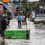 Flooding Chiang Mai