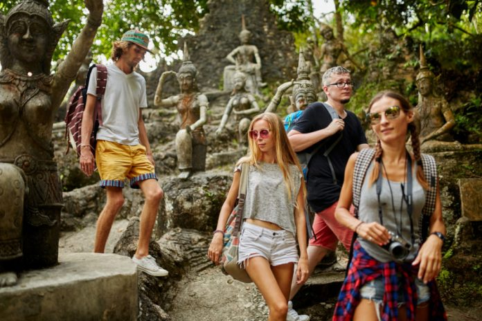 Foreign Tourists Thailand