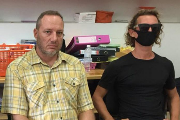 Foreigners Arrested For Video with Marine Animals