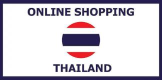 Online Shops Thailand