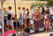 Tourists Overstay