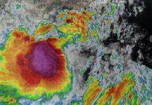 Tropical Storm Noul Thailand