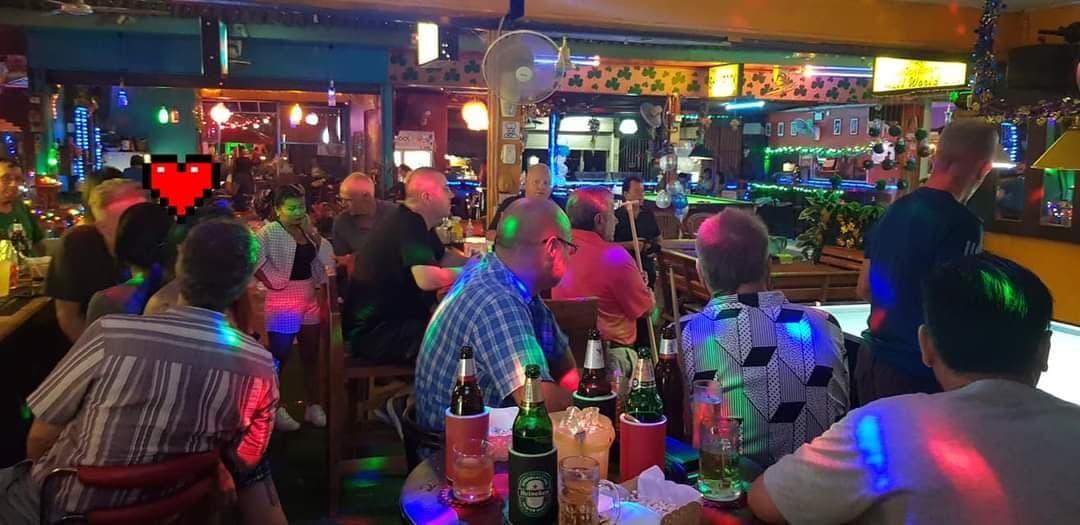 You & Me Bar Friday Night