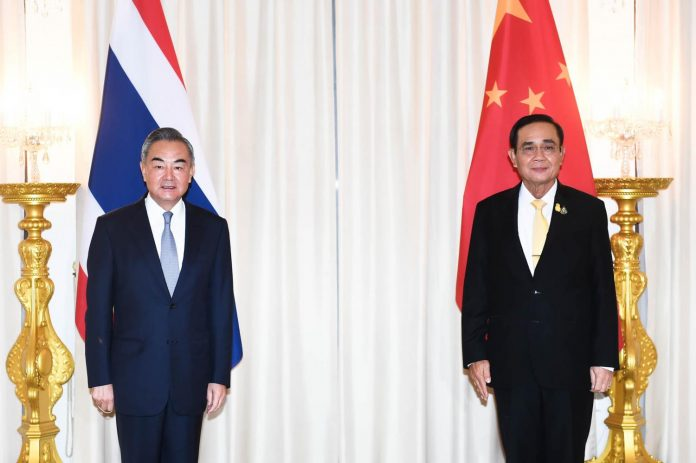 China Ready To Expand Investments in Thailand