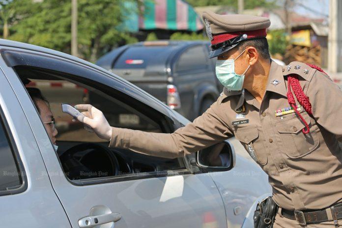 Police COVID-19 Checks