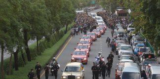 Royal Motorcade