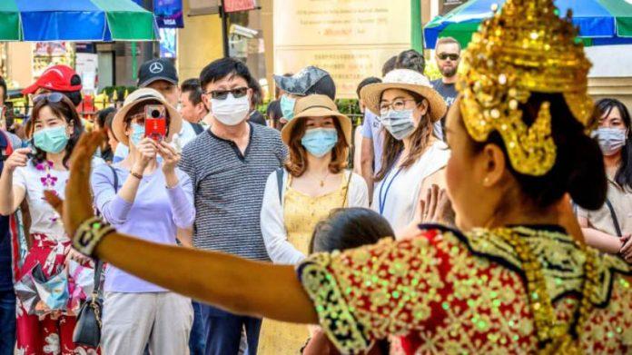 Tourists Thailand