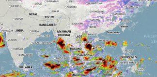 Weather Warning Thailand