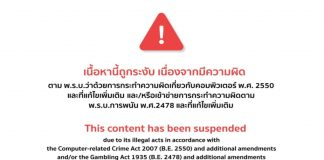Banned Content Online