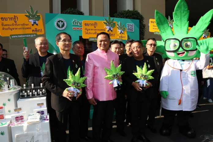 Medical Cannabis Thailand