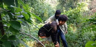 Myanmar Man Caught