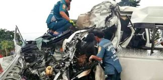 Road Accidents Thailand