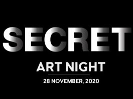 Secret Art Night