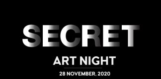 Secret Art Night