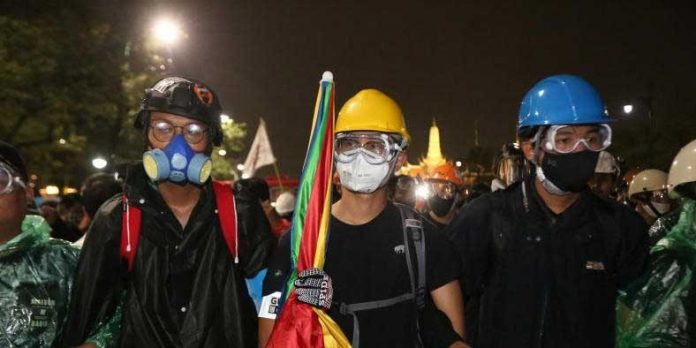 Thai Protesters