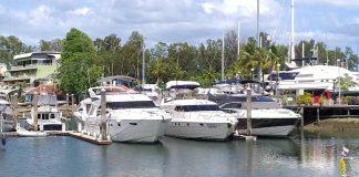 Yachts Dock in Phuket