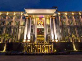 1g1-7 Hotel Myanmar