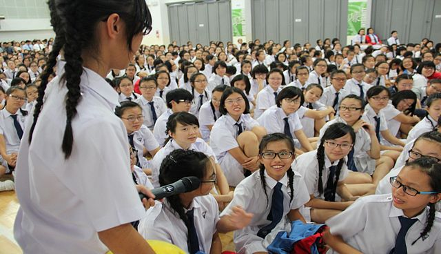 Bad Student Group Wants Uniform Changed