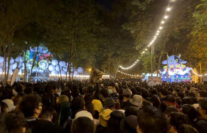 Big Mountain Music Festival Thailand