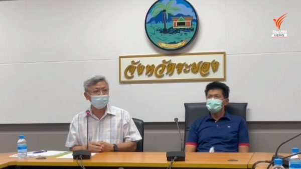 COVID-19 Cases Rayong