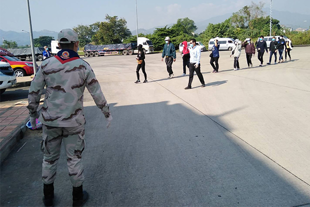 COVID-19 Cases in Chiang Rai