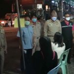 Governor Visits COVID-19 Checkpoint