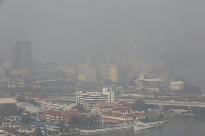 Hazardous Haze in Bangkok