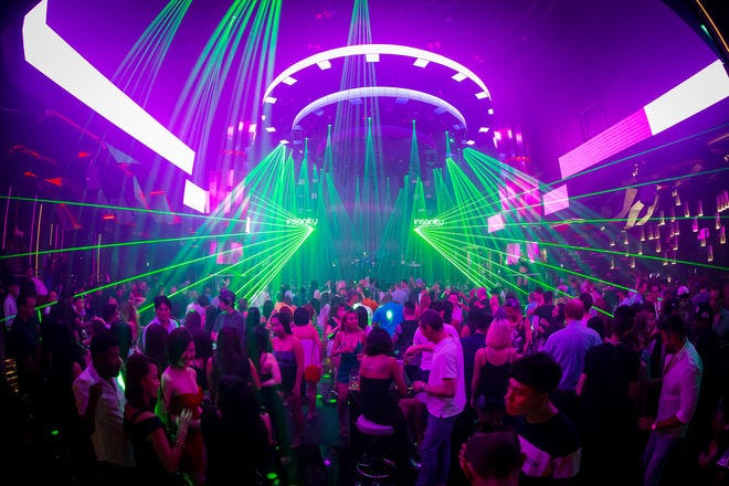 Insanity Nightclub Bangkok