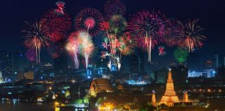 New Years Eve Thailand