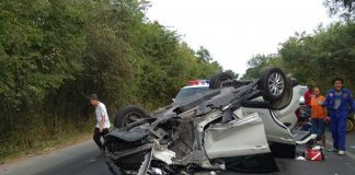 Road Accidents in Thailand