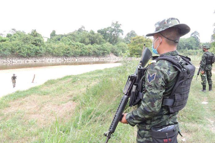 Thai Malaysian Border