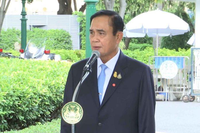 Thai Prime Minister