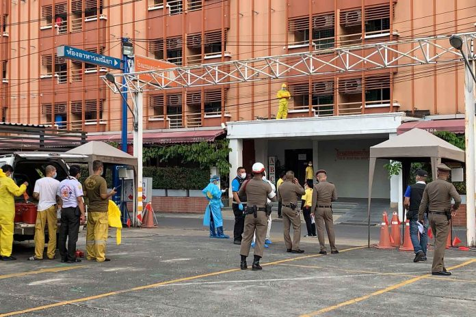 Woman Plunges To Her Death At Quarantine Hotel