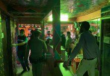 65 Caught in Bangkok Pub Raid