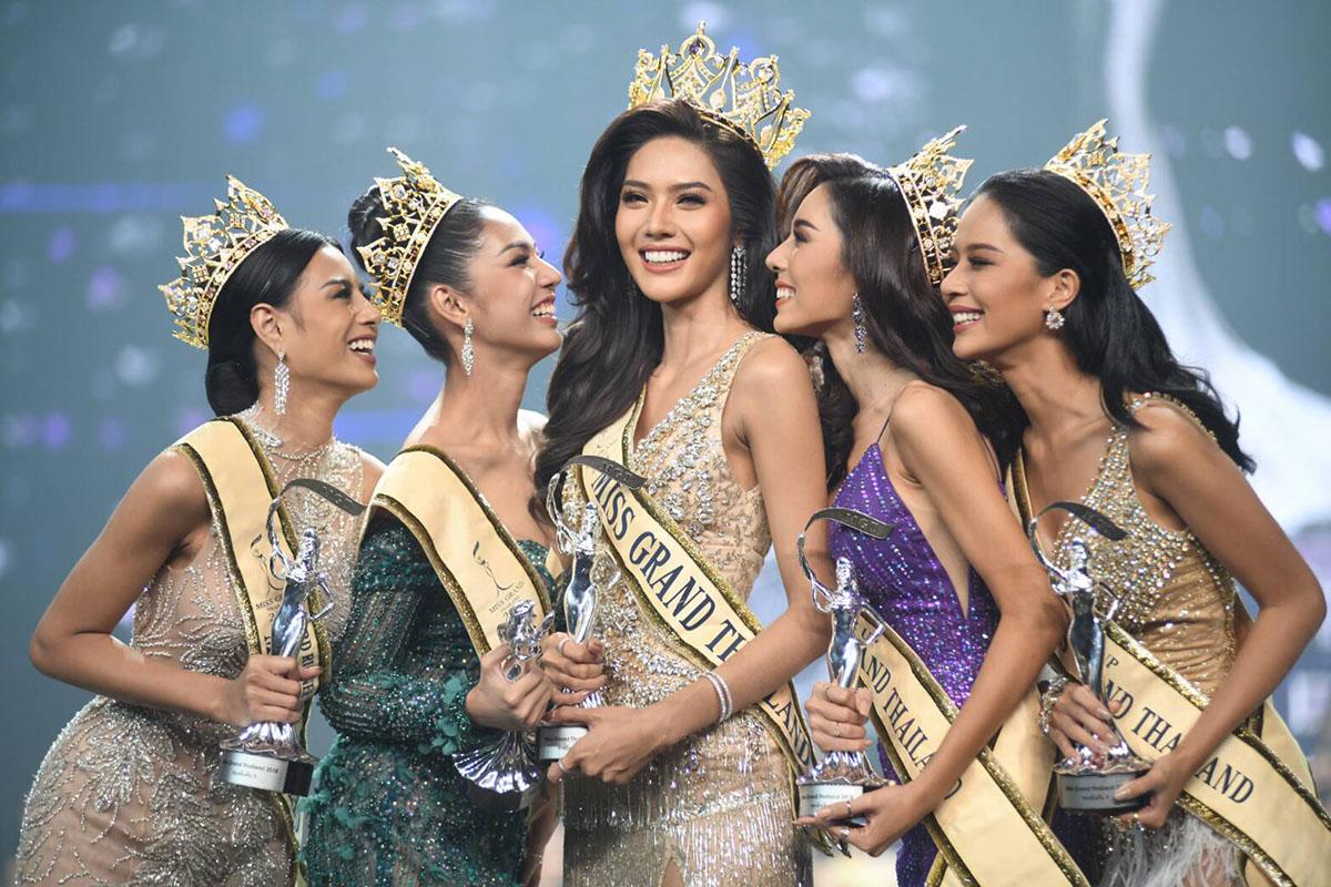 Beauty Contest Thailand