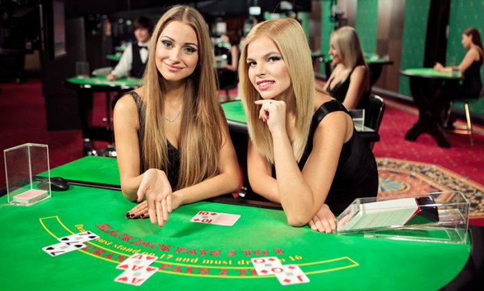 Blackjack Dealers