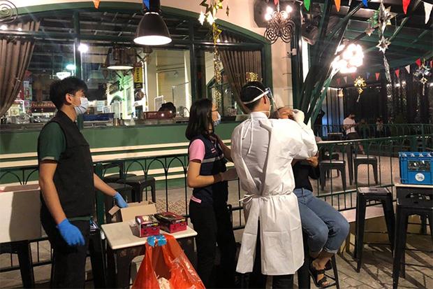 COVID-19 Chiang Mai