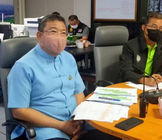 Chiang Mai Governor Charoenrit Sanguansat