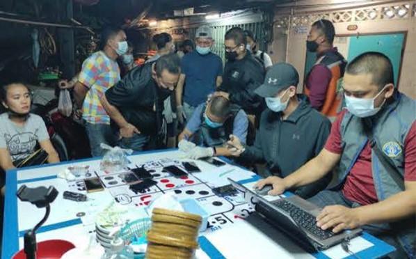 Gambling Den Raid Bangkok
