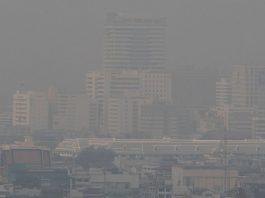 Haze Bangkok