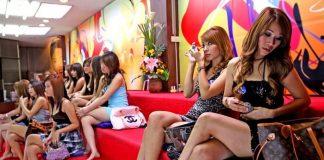 Massage Parlours Bangkok