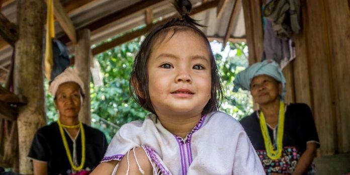 Mountain Children Chiang Mai