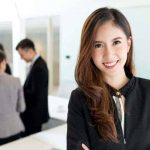 Office Workers Thailand