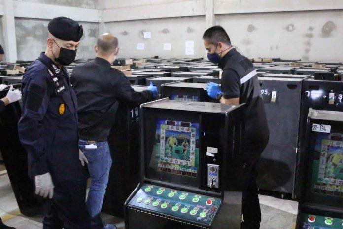 Slot Machines In Thailand
