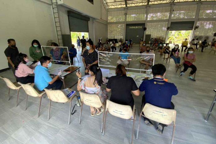 Waiting For Travel Permits in Trat