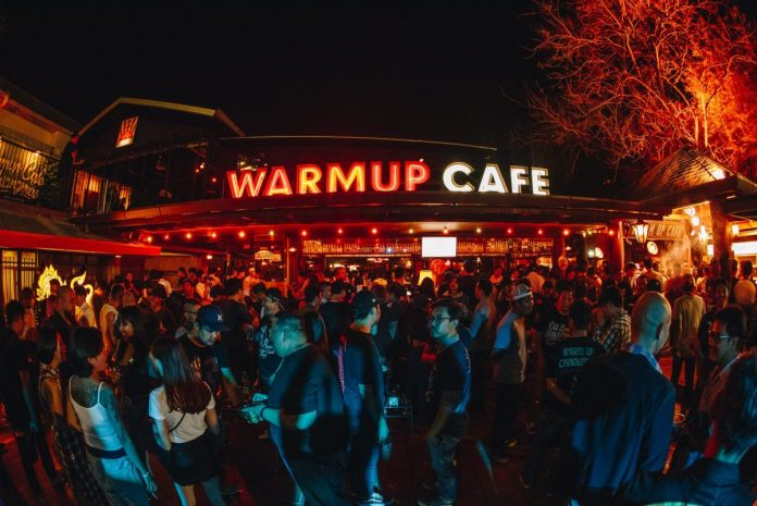 Warm Up Cafe in Chiang Mai