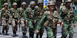 Army Thailand