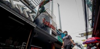 Bars Closed Thailand